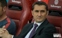 """Valverde: """"El empate es justo"""""""
