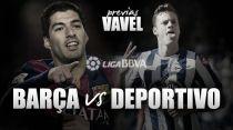 FC Barcelona - Deportivo de la Coruña: angustia entre celebraciones