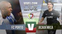 Porto vs Académica en vivo y en directo online en la Liga Portuguesa 2015