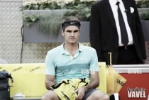 Roger Federer, baja de última hora en Madrid