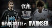Newcastle United - Swansea City: sólo uno puede relajarse