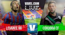 Resultado Levante vs Córdoba en la Liga BBVA 2015 (1-0)