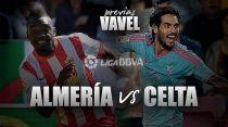 UD Almería - Celta de Vigo: más que una final