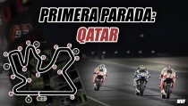 Primera parada: Qatar, la noche en el desierto