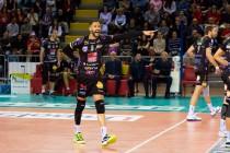 Volley M - La Lube corsara infligge lo scacco matto a Modena e intravede la Final Four di Champions League