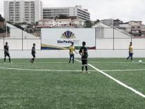 Brasil sofre, mas vence estreia do Futebol de 7 no Parapan-Americano de Jovens 2017
