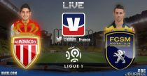 Live Ligue 1 : le match Monaco vs Sochaux en direct