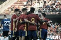 Partido España vs Dinamarca en vivo y en directo online en Amistoso Sub-21 2017