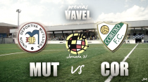 UD Mutilvera - Coruxo FC: últimas balas