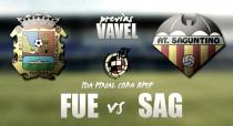 CF Fuenlabrada - Atlético Saguntino: hora de hacer historia