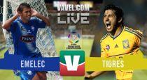Resultado Emelec vs Tigres en Copa Libertadores 2015 (1-0)