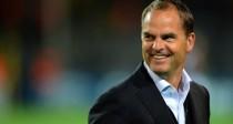 """De Boer: """"Abbiamo controllato la partita, sono contento"""""""