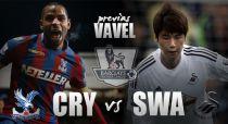 Crystal Palace - Swansea City: despedir el curso con una última alegría