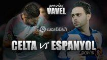 Celta de Vigo - RCD Espanyol: celebración en tierra firme