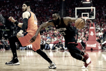 NBA Playoffs: Harden distrugge Westbrook, Houston ne rifila 31 ad OKC