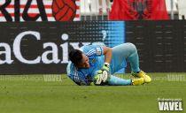 Alves se rompe el ligamento cruzado anterior