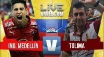 Resumen Medellín vs Tolima Liga Águila 2017-1 (3-2)
