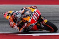 Márquez no falla en Austin y se lleva la pole