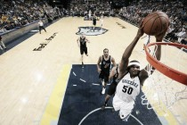 Grizzlies vencem Spurs e seguem vivos na série