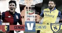 Genoa-Chievo Verona in diretta, LIVE Serie A 2016/17