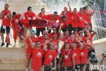 El Sevilla despide la temporada en Marruecos