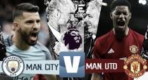 Manchester City - Manchester United in diretta, Premier League 2016/17 LIVE (0-0): FINISCE A RETI BIANCHE IL DERBY!