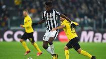 Juventus: allarme Pogba, ma per la Roma può farcela