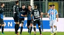 Coppa Italia - L'Atalanta travolge il Pescara 3-0 e vola agli ottavi