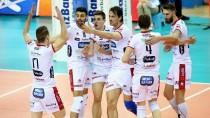 Pallavolo Maschile - Tie-break amaro per la Diatec Trentino. Lo Zenit Kazan si conferma sul tetto d'Europa