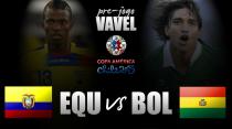 Resultado Ecuador vs Bolivia en Copa América 2015 (2-3)