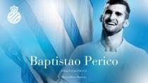 Leo Baptistao, perico por cinco temporadas