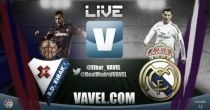 Live Liga BBVA : le match Eibar vs Real Madrid en direct