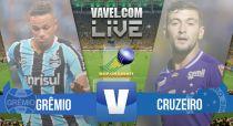 Grêmio x Cruzeiro ao vivo online no Campeonato Brasileiro 2015