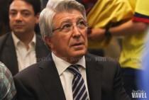 El Atlético no podrá fichar en el próximo mercado invernal tras renunciar a solicitar la cautelar