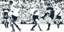 A 52 años de la vuelta olímpica en el 'Superclásico'