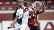 Denmark 0-2 The Netherlands: Dutch triumph in first of two friendlies