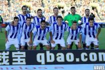 Real Sociedad - Real Madrid: puntuaciones de la Real Sociedad, jornada 1 de La Liga