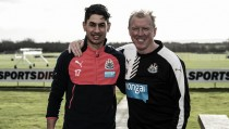 Ayoze Perez signs long-term Newcastle United contract