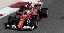 El viernes fue todo de Vettel