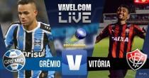 Grêmio perde para o Vitória em casa no Brasileirão (1-2)