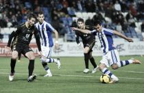 Recreativo -  Real Jaen: puntuaciones del Recreativo, jornada 17