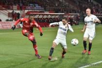 El Mónaco concedió el empate al final