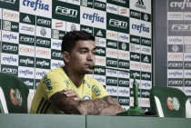 """Após eliminação na Copa do Brasil, Dudu destaca foco no Brasileirão: """"Agora temos sete finais"""""""