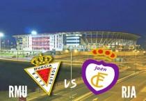 Real Murcia - Real Jaén en directo online en Segunda B