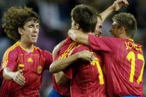 España disputará su primer partido oficial ante Croacia