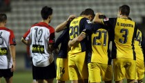 El Atlético de Simeone no se relaja ante equipos de 2ª B