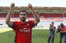 Karim Ansarifard y Cadamuro ya visten de rojo