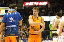 Harangody mete al Valencia Basket de lleno en la Euroliga