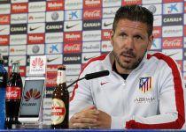 """Simeone: """"Estamos haciendo una temporada muy competitiva"""""""