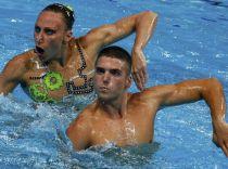 Kazan 2015: nel sincro a coppie miste Italia di bronzo, la Cagnotto batte un colpo da 1m